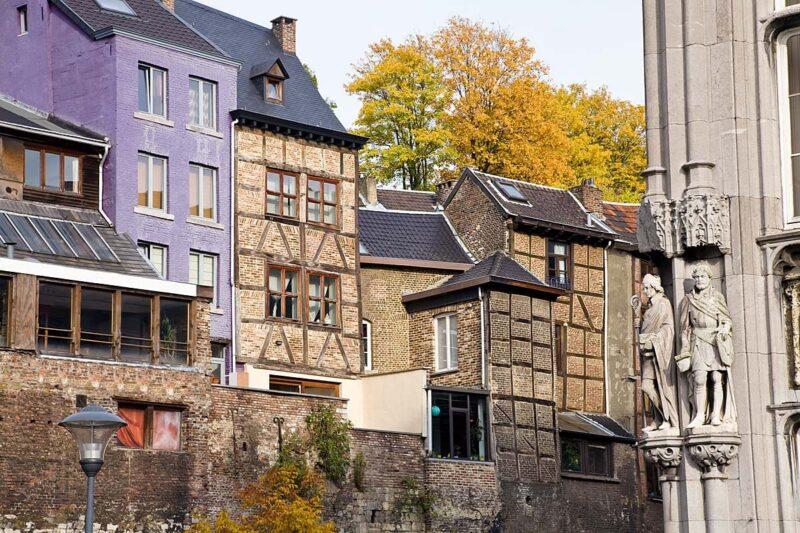 Paleis van de Prins-bisschoppen in Luik, België