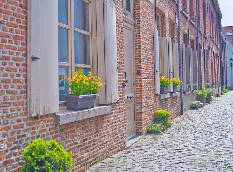 Groot Begijnhof in Mechelen