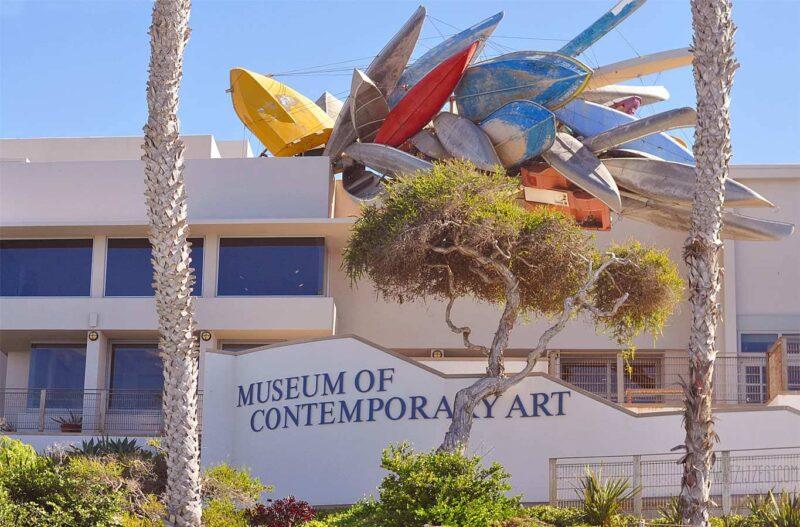 Museum of Contemporary Art San Diego in La Jolla
