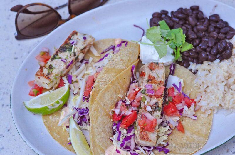 Heerlijk lunchen met zeezicht in La Jolla