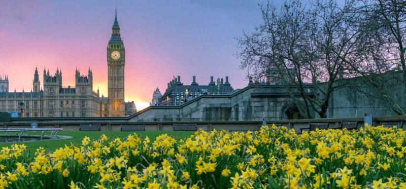 Nederlanders kiezen massaal voor citytrip Londen tijdens Pasen