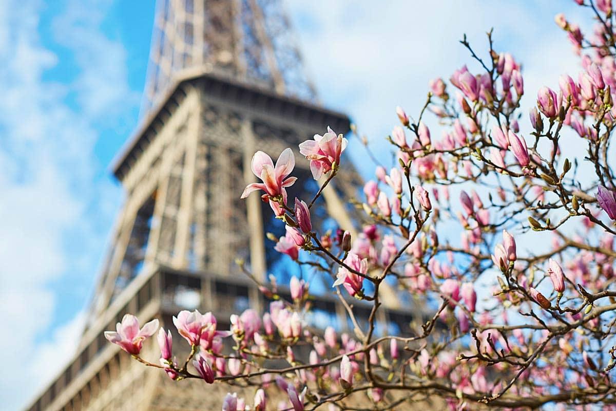 Stedentrip in april: waar moet je heen? Parijs is altijd een goed idee!