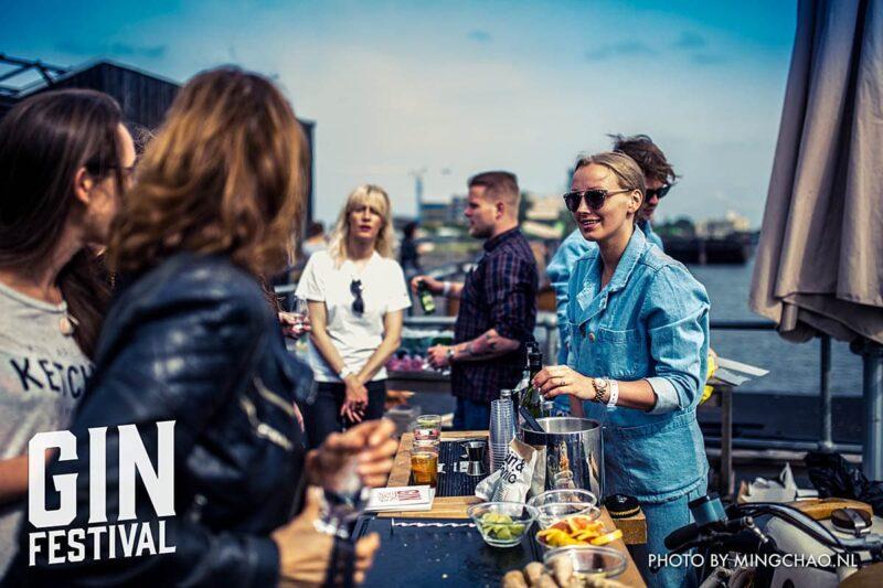 Festivaltip: Gin Festival Amsterdam