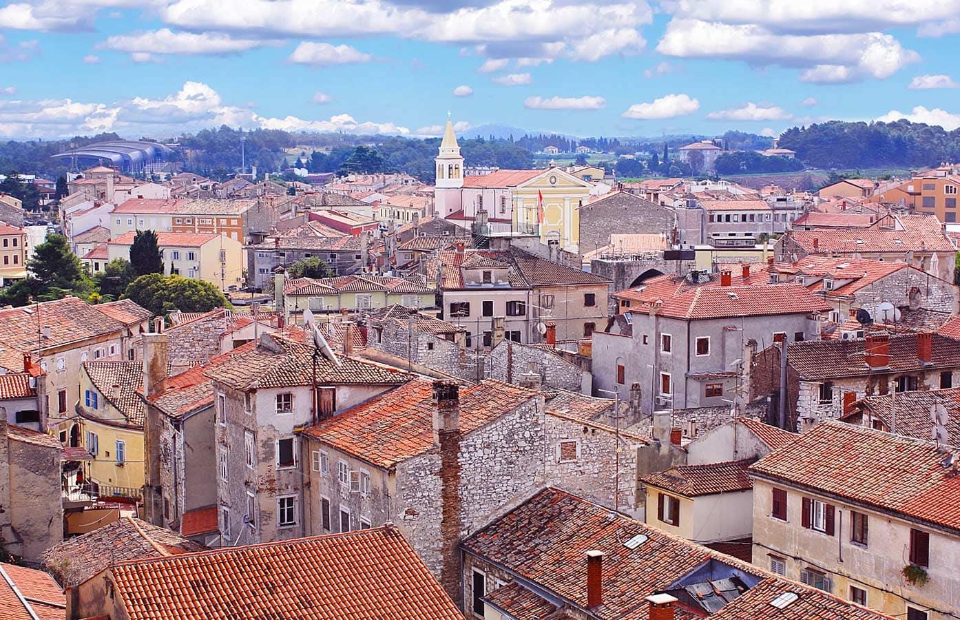 Zonvakantie in Kroatië: toeristentrekker Poreč