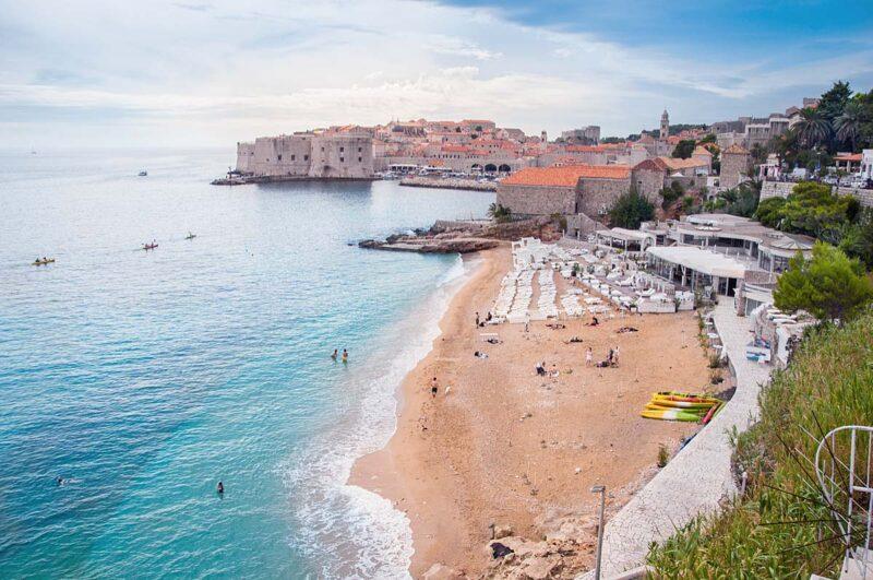 Stedentrip in juni: Dubrovnik is een mooie combinatie van stad en strand