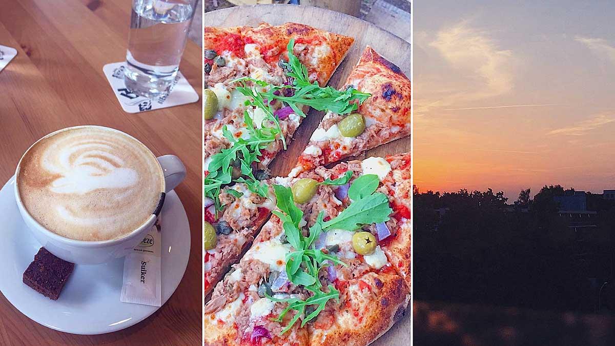 The world according to me #52 over Viva La Pizza en juni in beeld