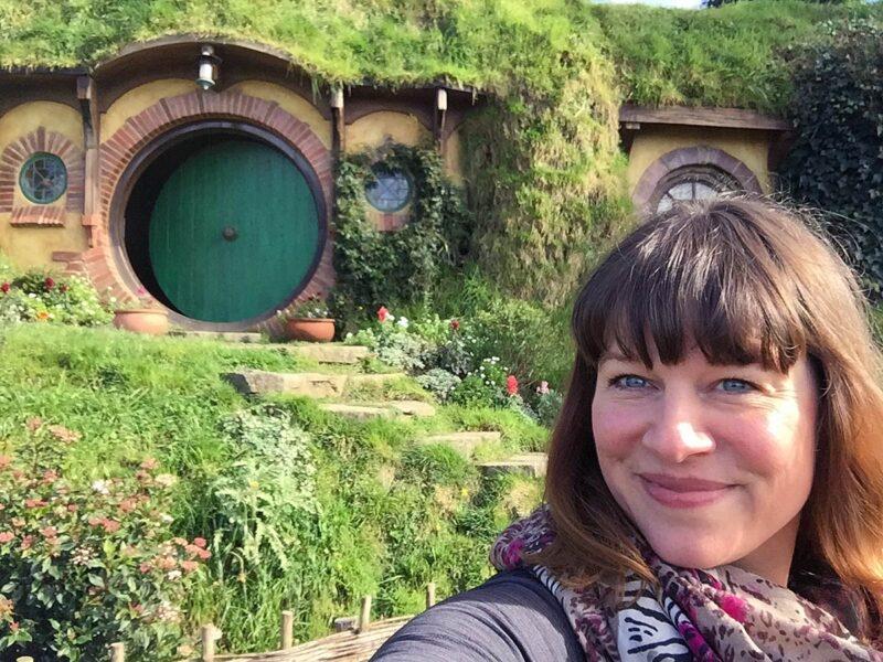3 augustus: Geek in Hobbiton