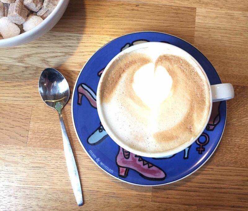 September in beeld: week 4 dinsdag cappuccino