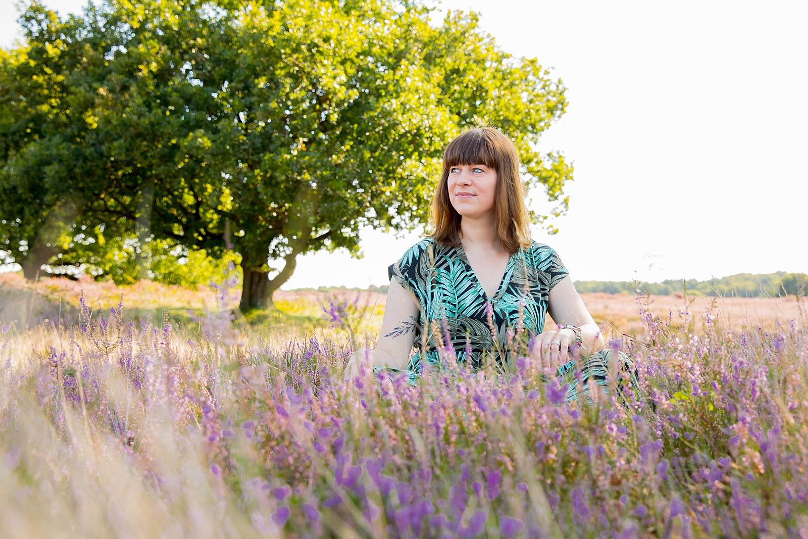 Over minder moeten en meer zelfliefde - Natasja (door LauraVL / Perfect Portret)