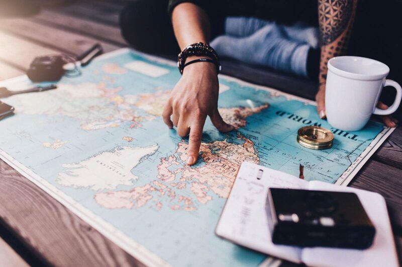 Terug naar bezochte plekken of alleen nieuwe bestemmingen?