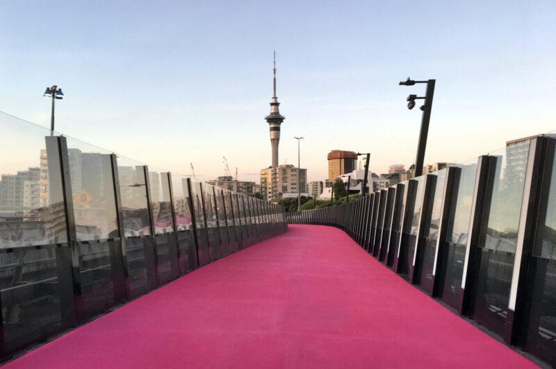 Auckland, Nieuw-Zeeland (foto door ChameleonsEye (Shutterstock))