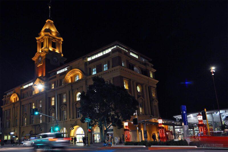 Auckland Town Hall, Nieuw-Zeeland