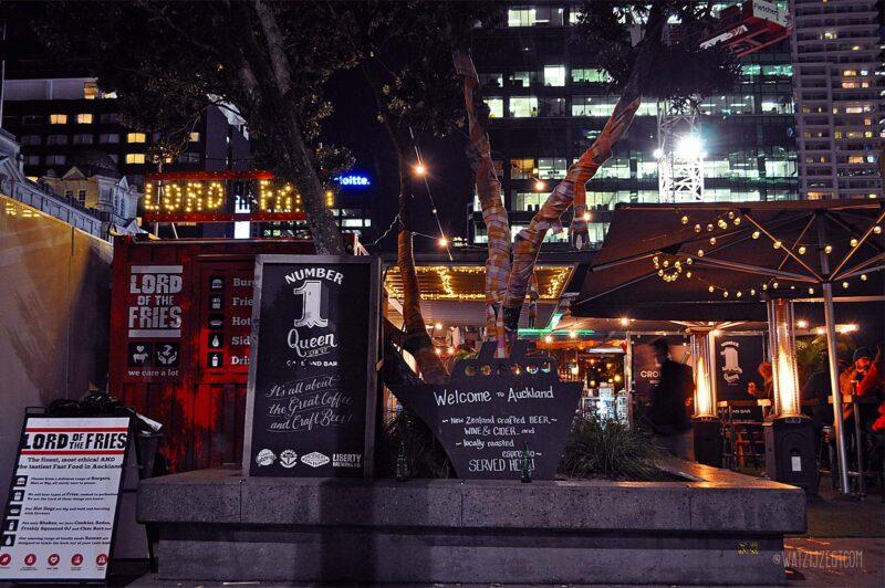 Lord of the Fries in Auckland, Nieuw-Zeeland