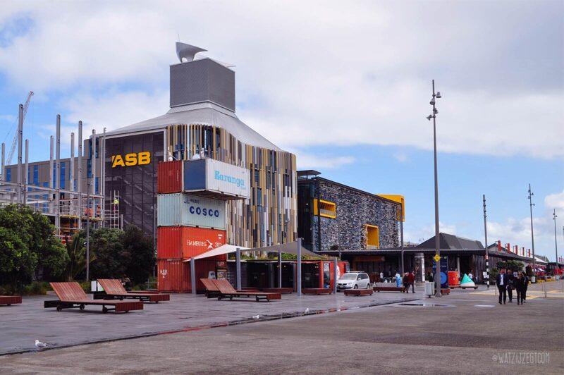 Auckland Wynyard Quarter, Nieuw-Zeeland