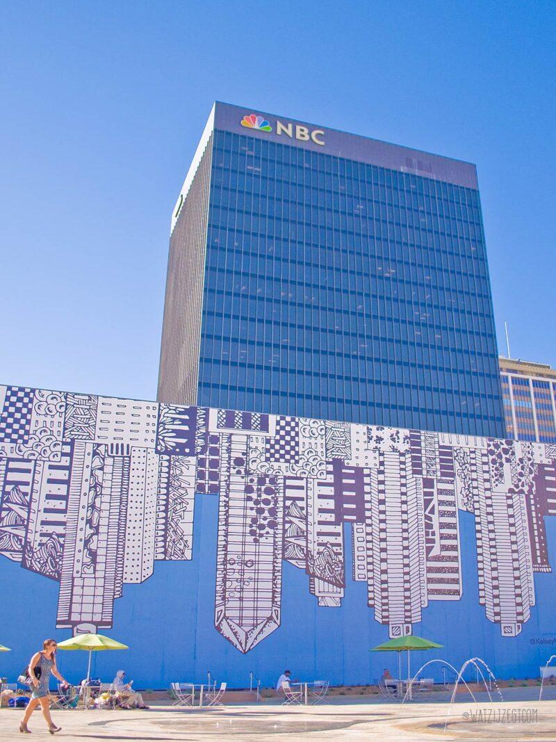 NBC Building Downtown San Diego