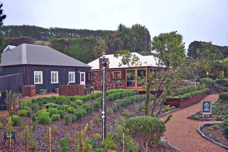 Mudbrick Vineyard & Restaurant, Waiheke Island, Auckland, Nieuw-Zeeland