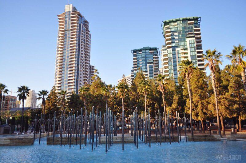 San Diego's Childrens Park