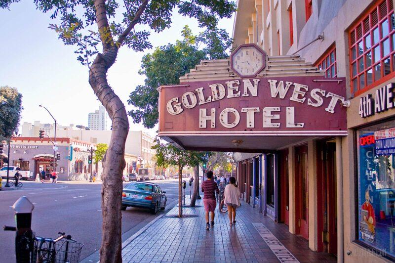 Golden West Hotel Downtown San Diego