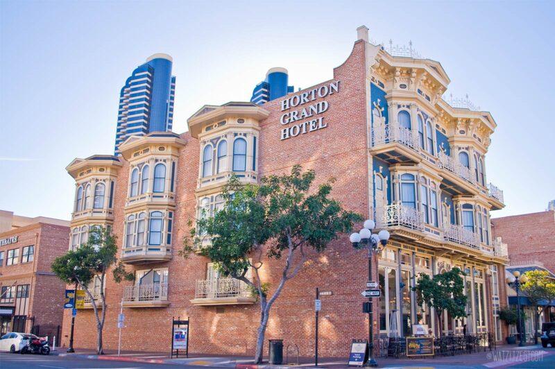 San Diego Horton Grand Hotel