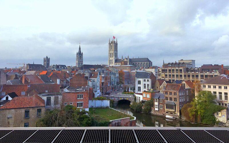 November in beeld: De Krook Gent