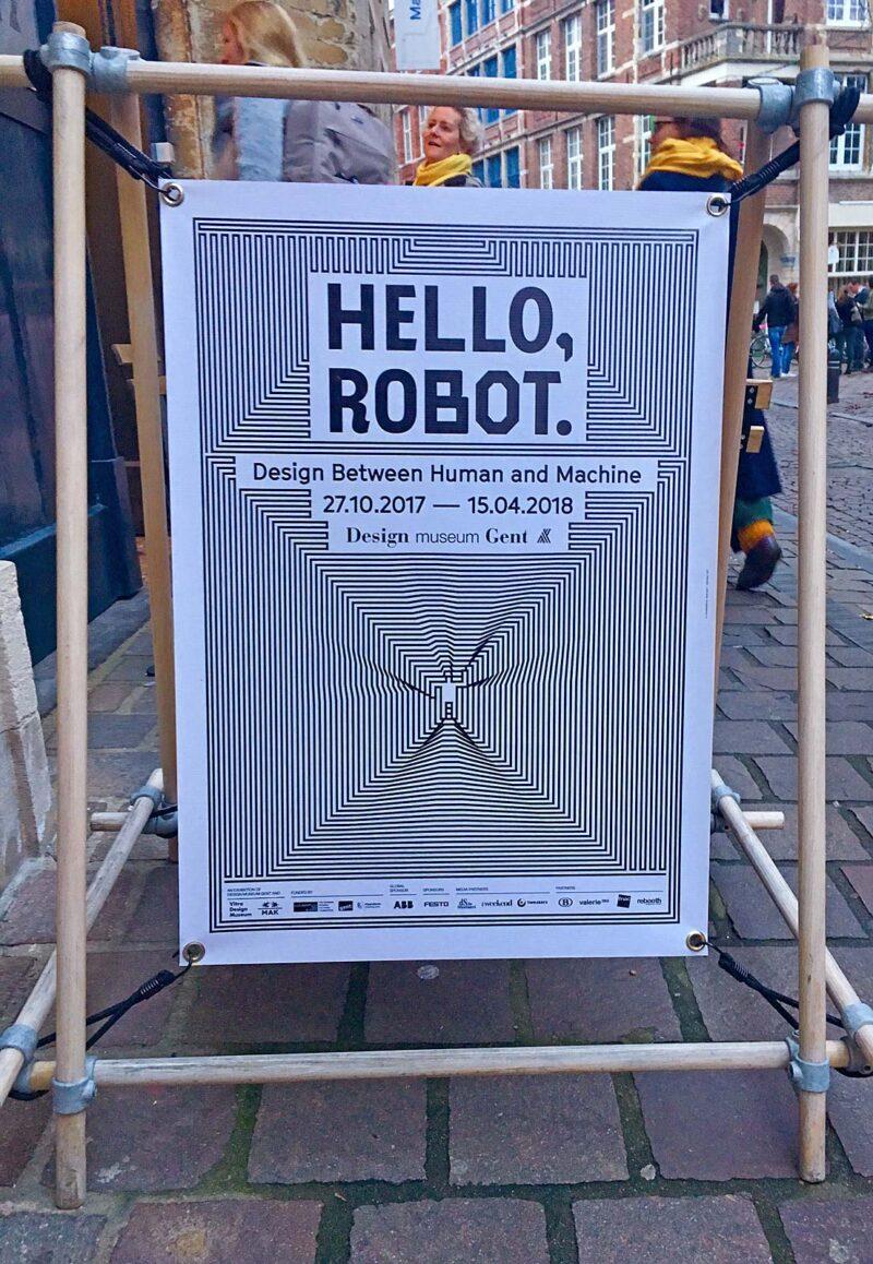 Design Museum Gent: Hello, Robot.