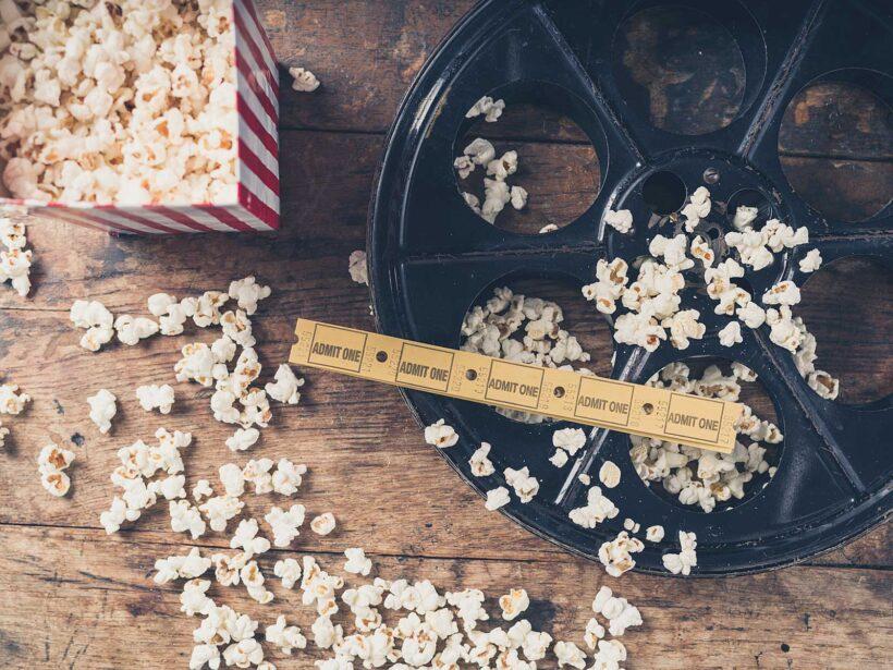 Films + movies (foto door oor Lolostock // via Shutterstock)
