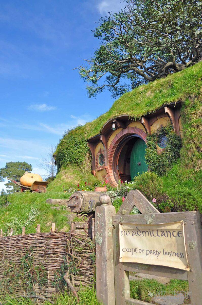 Nieuw-Zeeland voor geeks: bezoek de Hobbiton Movie Set