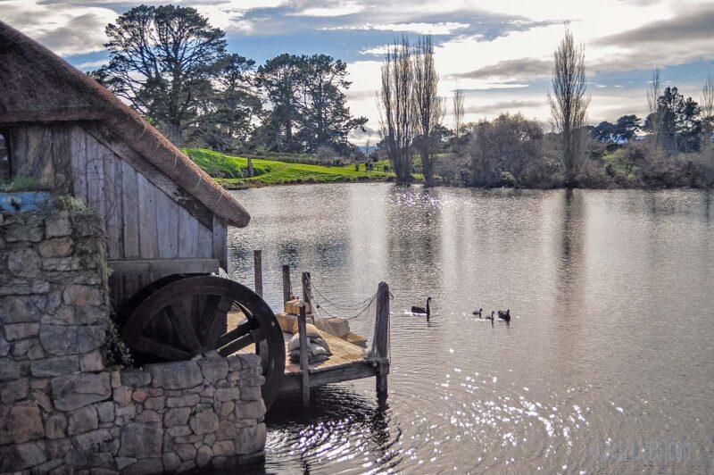 HOBBITON // The Mill in Hobbiton, Nieuw-Zeeland