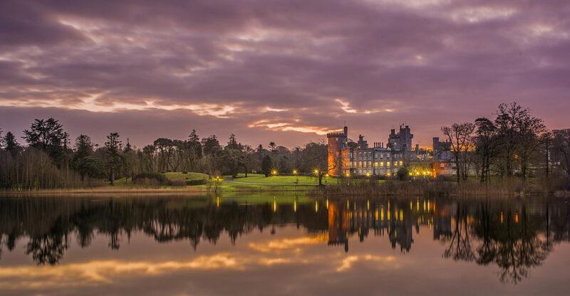 Romantiek in Ierland: Overnacht in Dromoland Castle