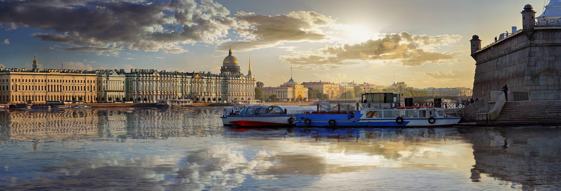 Bijzondere bestemming deze zomer? Maak een stedentrip naar Sint-Petersburg!