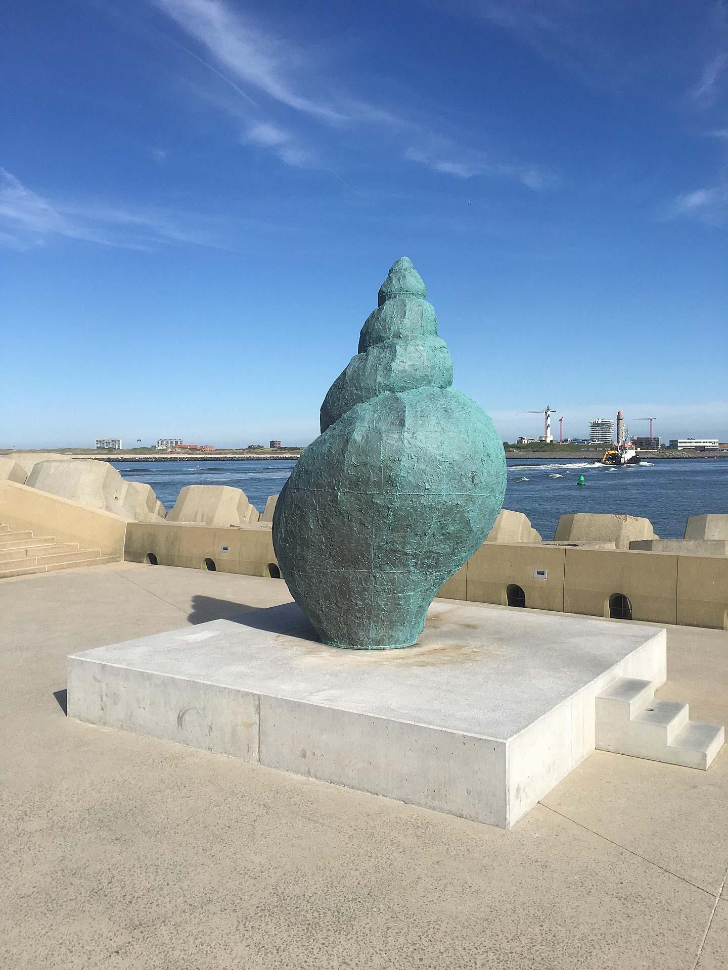 Monument for a Wullok, Stief Desmet. Foto: Zeyneb Dabbabi