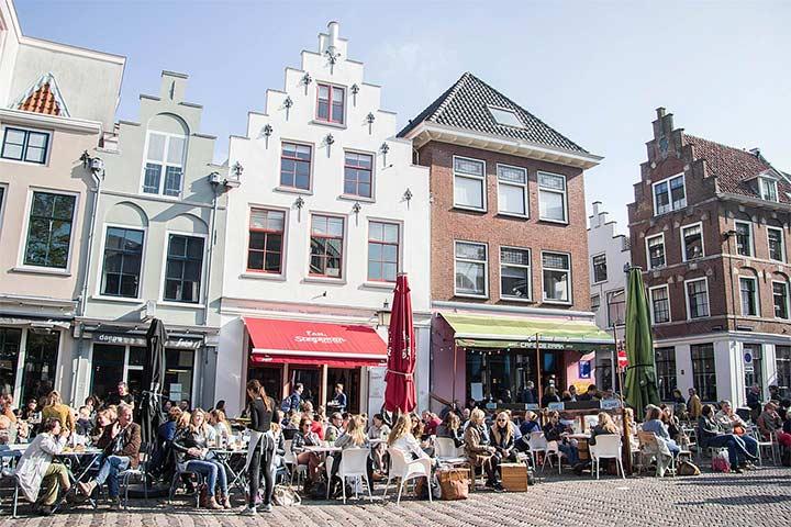 TERRASSPECIAL: Café de Zaak in Utrecht