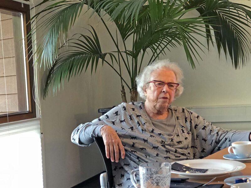 Virry deVries Robles vertelt over haar gevangenschap in Kamp Westerbork