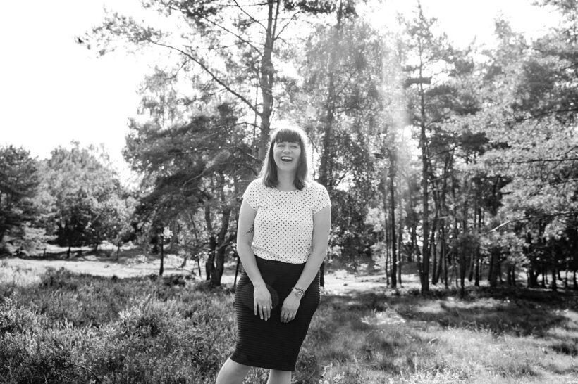 Natasja (door LauraVL // Perfect Portret)