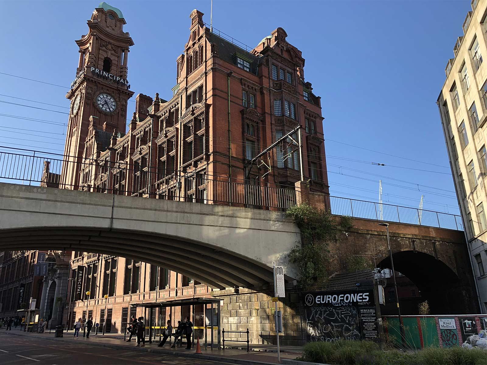 Juni 2018 - Principal Manchester