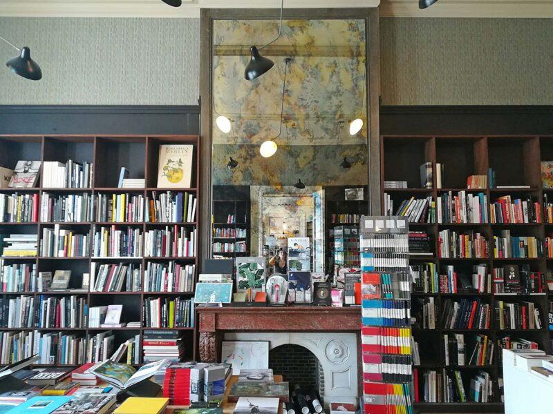 Boekenhuis Theoria in Kortrijk