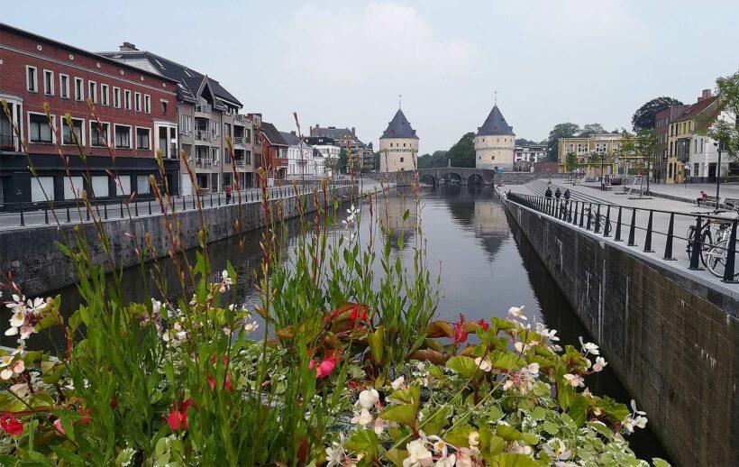 Hip, hot en happening in Kortrijk, Belgie