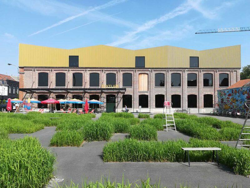 Texture, musuem over Leie en Vlas in Kortrijk