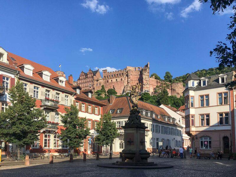 Verlies je hart in Heidelberg