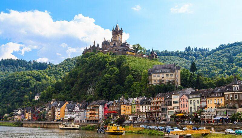 Moseleifel in Duitsland is een prima bestemming voor een autovakantie