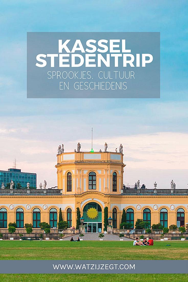 Kassel stedentrip // Sprookjes, cultuur en geschiedenis: bezoek jij het Duitse Kassel deze zomer?