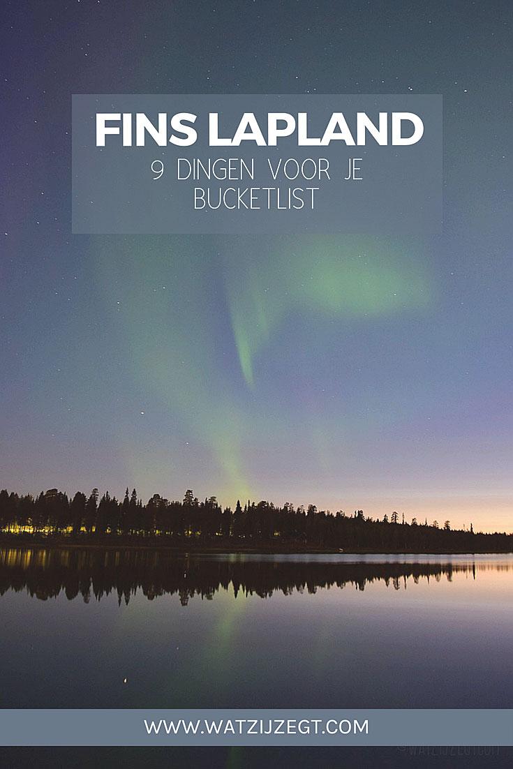 Doen in Fins Lapland: 9 Dingen om in Fins Lapland van je bucketlist te vinken