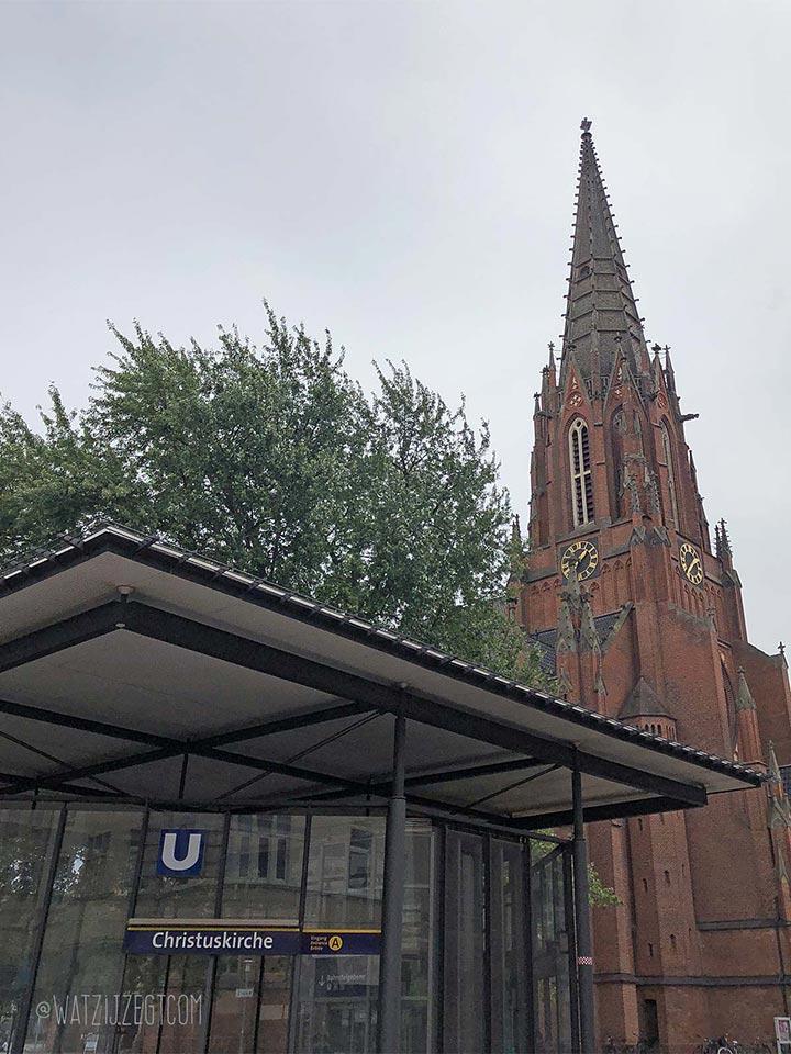 Hannover's Christuskirche