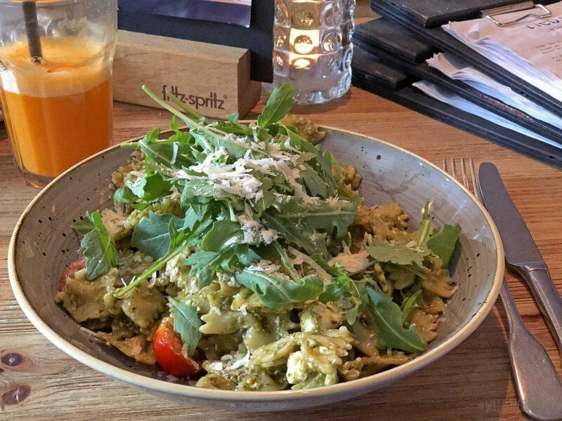 Vegetarisch, vers en gezond bij lieb.es in Hannover