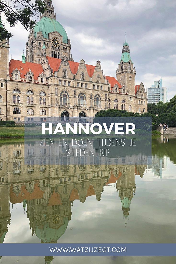 Zien en doen in Hannover: de schönsten tips