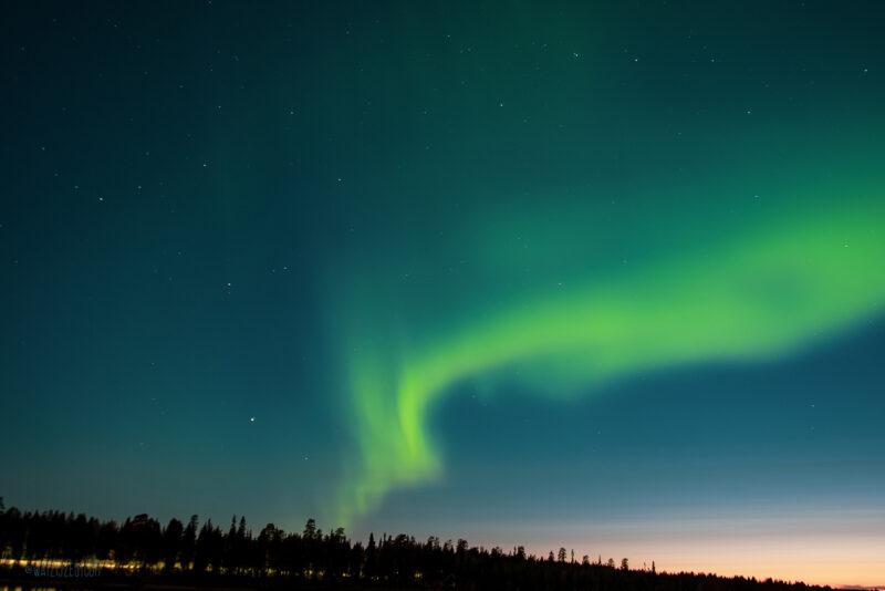 Het Noorderlicht zien én fotograferen in Lapland