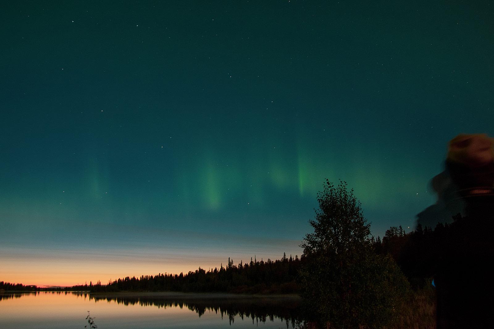 Zo fotografeer je het Noorderlicht