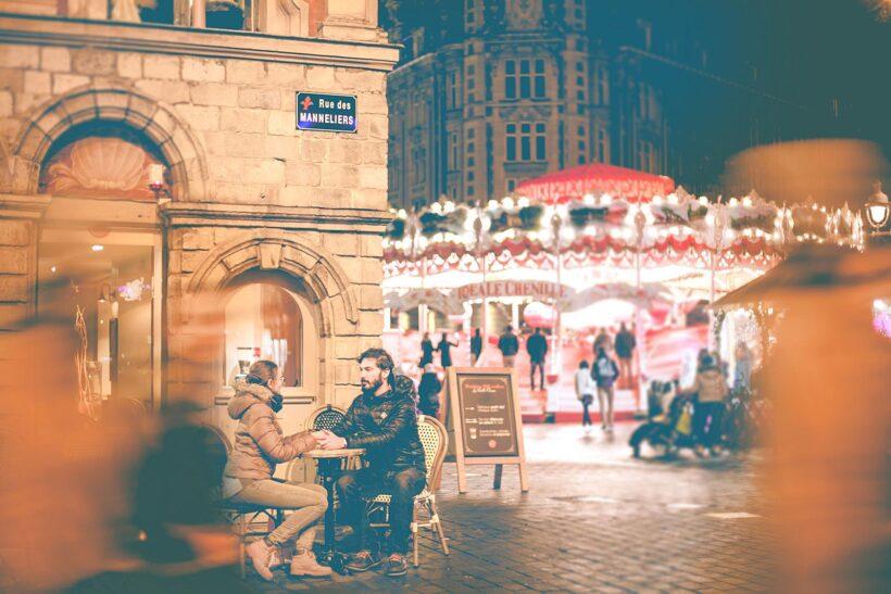 Romantiek ten top in Lille