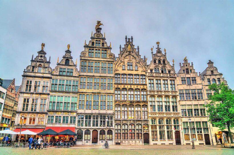 Weekendje Antwerpen: bezoek zeker de Grote Markt