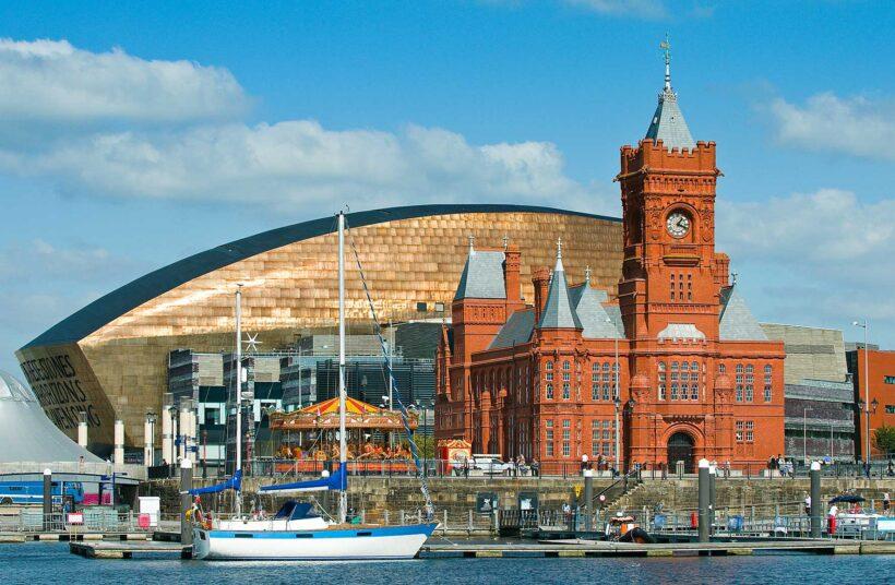 Maak een stedentrip Cardiff en bezoek Cardiff Bay